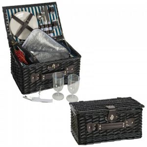 Picknickmand als relatiegeschenk